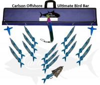 "Ultimate Bird Bar 36"" w/14 Ballyoo"