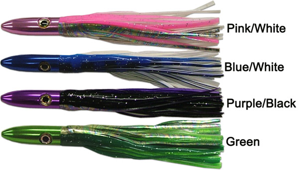 Carlson Hard Head Machine Lure