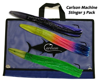 "Carlson Machine 12"" Stinger 3-Pack"