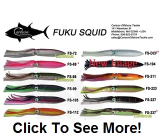 Carlson Fuku Squid 9""